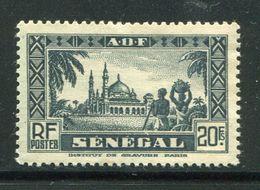 SENEGAL- Y&T N°137- Neuf Sans Gomme - Neufs