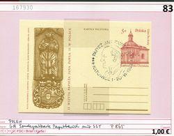 Polen - Poland - Pologne - Michel Ganzsache P 865 Mit Sonderstempel - Papstbesuch 1983 - 1944-.... Republik