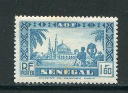 SENEGAL- Y&T N°167- Neuf Avec Charnière * - Neufs