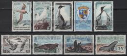 T.A.A.F. 1959/63 Y.T. 12/17 **/MNH VF - Terre Australi E Antartiche Francesi (TAAF)