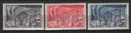 T.A.A.F. 1957 Y.T. 8/10 **/MNH VF - Terre Australi E Antartiche Francesi (TAAF)