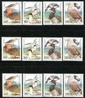 A12-15-5) BRD - 3x Michel 1539 / 1542 - ** Postfrisch (A) - Seevögel - [7] République Fédérale