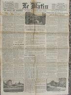 Le Matin (3/6/1915) Combats De Lorette - La Chasse Aux Barbares - La Syrie - 1950 à Nos Jours