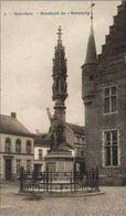 """HERENTALS - Standbeeld Der """"Boerenkrijg"""" - Phot. H. Bertels - Herentals"""