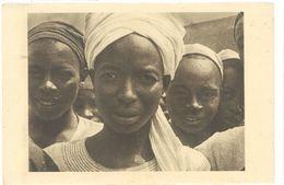 TCHAD - Afrique Equatoriale Française - Jeunes Garçons Foulbes - Photo René Moreau     (103376) - Tchad