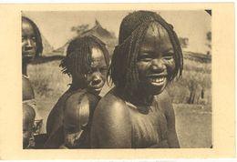 TCHAD - Afrique Equatoriale Française - Femmes De BAGOR  - Photo René Moreau     (103377) - Ciad