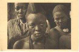 TCHAD - Afrique Equatoriale Française - Jeunes Femmes Foulbé   - Photo René Moreau     (103378) - Ciad
