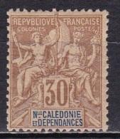 Nelle Calédonie N° 49* - Neukaledonien