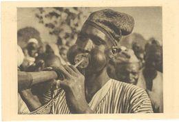 TCHAD - Afrique Equatoriale Française - Musicien De FORT-LAMY -  Photo René Moreau     (103381) - Ciad