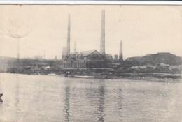 COURCELLES / HAINAUT / L USINE  1913 - Courcelles