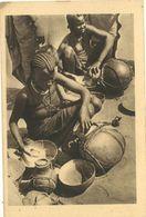 TCHAD - Afrique Equatoriale Française - Marchandes De Lait A  De FORT-LAMY -  Photo René Moreau     (103382) - Ciad