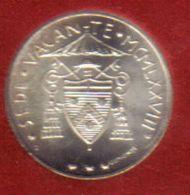 Città Del Vaticano VATIKAN Sede Vacante 1978 500 Lire In Blister Ufficiale - Vaticano (Ciudad Del)
