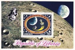 LIBERIA  APOLLO 14  1971 - Liberia