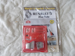 Altaya Renault 5 Maxi Turbo Montez La Légende Francaise Numéro 35 - Unclassified
