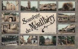 91 Souvenir De MONTLHERY  Multivues - Montlhery
