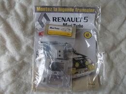 Altaya Renault 5 Maxi Turbo Montez La Légende Francaise Numéro 41 - Unclassified