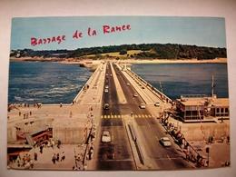 Carte Postale Barrage De La Rance (35) Usine Marémotrice  (Couleur Oblitérée 1976 Timbre 0.80 Francs ) - Andere Gemeenten