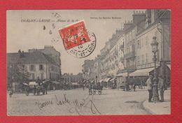Chalon Sur Saone  --  Avenue De La Gare - Chalon Sur Saone
