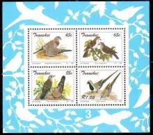 South Africa Transkei 1993 Dove Stamps S/s Bird Birds - Transkei