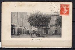 84 - Pertuis - La Rue Colbert - Pertuis