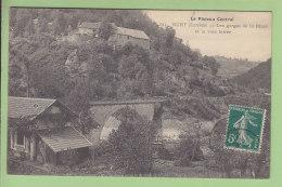 BORT : Les Gorges De La Rhue Et La Voie Ferrée. 3 Scans. Edition ? - France