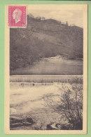 BORT LES ORGUES : Barrage De La Rhue. 2 Scans. Edition Plas - France