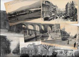Lot 1269 De 100 CPA Du Rhône Département 69 Déstockage Pour Revendeurs Ou Collectionneurs - Cartes Postales