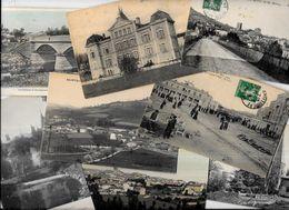 Lot 1271 De 100 CPA Du Rhône Département 69 Déstockage Pour Revendeurs Ou Collectionneurs - Cartes Postales