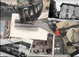 Lot 1272 De 100 CPA Du Rhône Département 69 Déstockage Pour Revendeurs Ou Collectionneurs - Cartes Postales
