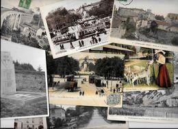 Lot 1273 De 100 CPA Du Rhône Département 69 Déstockage Pour Revendeurs Ou Collectionneurs - Cartes Postales