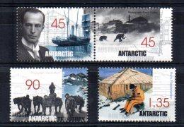 Australian Antarctic Territory - 1999 - Restoration Of Mawson's Huts - MNH - Territoire Antarctique Australien (AAT)