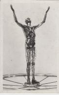 Santé - Médecine - Homme De Verre - Musée Hygiène Dresden Allemagne - Paris 1937 - Health