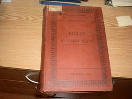 Hungary  A Tenger Elete Dr Keller Konrad Budapest 1897  271 Pictures 10 Color Slap 699 Pages - Livres, BD, Revues