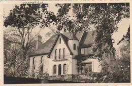MUYSEN,Muizen,Mechelen;Kasteel Vernielt Door Een V1 In 1944.Vervangen Door Villa Hierboven.(Zie Verso)fotokaart - Malines