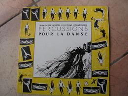 "33 Tours 30 Cm - JEAN-PIERRE BOISTEL & TONY KENNEYBREW - CAPU 14  "" REMEDIOS "" + 5 ( PERCUSSIONS POUR LA DANSE ) - Other - French Music"