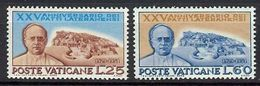1954 - VATICAN - Scott #174-175 - MNH VF ** - Vatican