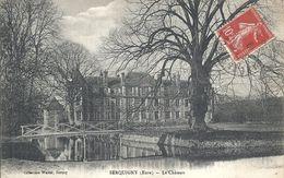 EURE - 27 - SERQUIGNY - Le Château - Serquigny