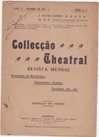 PORTUGAL MAGAZINE - COLLECÇÃO TEATRAL Nº3 - 1911 - Livres, BD, Revues