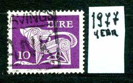 EIRE - IRLANDA - Year  1977 - Usato -used - Utilisè - Gebraucht. - 1949-... Repubblica D'Irlanda