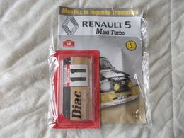 Altaya Renault 5 Maxi Turbo Montez La Légende Francaise Numéro 5 - Model Making