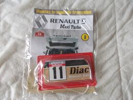 Altaya Renault 5 Maxi Turbo Montez La Légende Francaise Numéro 8 - Unclassified