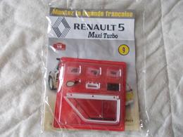 Altaya Renault 5 Maxi Turbo Montez La Légende Francaise Numéro 9 - Unclassified