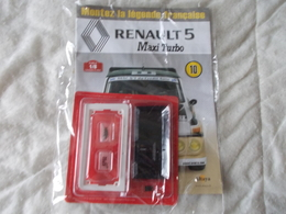Altaya Renault 5 Maxi Turbo Montez La Légende Francaise Numéro 10 - Unclassified