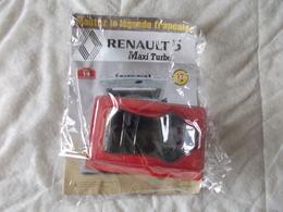 Altaya Renault 5 Maxi Turbo Montez La Légende Francaise Numéro 12 - Model Making