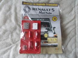 Altaya Renault 5 Maxi Turbo Montez La Légende Francaise Numéro 14 - Model Making