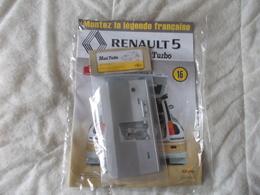 Altaya Renault 5 Maxi Turbo Montez La Légende Francaise Numéro 16 - Model Making