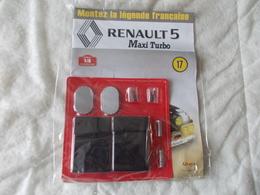 Altaya Renault 5 Maxi Turbo Montez La Légende Francaise Numéro 17 - Unclassified
