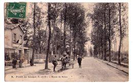 0669 - Forêt De Sénart ( S.&O. ) - Route De Melun - N°2 - - Autres Communes
