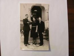 """VULCANA PANDELE Dambovita """"Officer In Front Of A Church / Ofiter In Fata Bisericii"""""""" Romania Inter-war - Roumanie"""