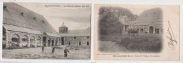 Lot 2 Cpa Bois Seigneur Isaac  Ferme  1902 - Braine-l'Alleud